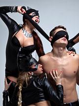 BDSM trio
